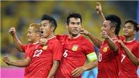 Xem TRỰC TIẾP Việt Nam vs Malaysia, Lào vs Myanmar (19h30, 16/11)
