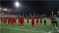 AFF Cup 2018: Việt Nam áp đảo Myanmar về thành tích đối đầu