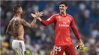Real Madrid 2-0 RealValladolid: Ramos lập công giúp 'Kền kền trắng' giành trọn 3 điểm