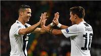 Xem trực tiếp Juventus vs SPAL (0h00, 25/11) ở đâu?