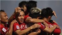 Bảng A AFF Cup 2018: Việt Nam giành ngôi nhất bảng, Malaysia vượt qua Myanmar