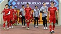 VTV6, VTC3, VTV5 trực tiếp bóng đá: Philippines vs Việt Nam. Trực tiếp bán kết AFF Cup 2018