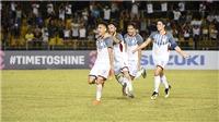 Đá với Việt Nam, Philippines có cả một dàn ngoại binh thượng hạng tại AFF Cup 2018