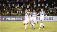 Đội trưởng ĐT Philippines cầu xin CĐV đến xem trận gặp Việt Nam
