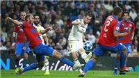 TRỰC TIẾP Viktoria Plzen vs Real Madrid (3h00, 8/11) trên kênh nào?