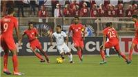 Xem TRỰC TIẾP Singapore vs Indonesia (19h00, 9/11), vòng bảng AFF Cup 2018