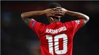 M.U: Điều gì đang xảy ra với Jose Mourinho và Marcus Rashford?
