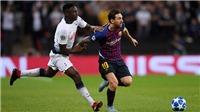 Link xem TRỰC TIẾP Barcelona vs Tottenham (3h00, 12/12)