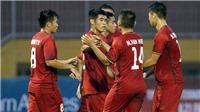 Link xem TRỰC TIẾP U21 Việt Nam vs U21 Myanmar (17h, 18/12)