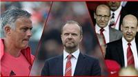 Ed Woodward bị tố là thủ phạm hủy hoại M.U, chứ không phải Mourinho