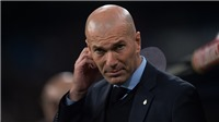 NÓNG: Zinedine Zidane cân nhắc gia nhập M.U vào mùa Hè 2019