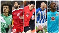 5 ngôi sao lỡ hẹn với Asian Cup 2019 là những ai?