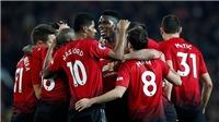 VIDEO: Xem Paul Pogba chỉ đạo các cầu thủ M.U như HLV trong đường hầm