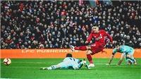 Huyền thoại Arsenal: 'Hàng thủ đá như học sinh trước Liverpool, chỉ đáng xách dép cho Van Dijk'