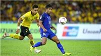 VTV6. VTC3. Xem TRỰC TIẾP bóng đá Thái Lan vs Malaysia (19h00, 5/12). AFF Cup 2018