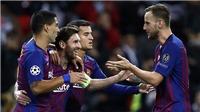 Link xem TRỰC TIẾP Espanyol vs Barcelona (2h45, 9/12)
