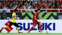 AFF Cup 2018: Việt Nam áp đảo Malaysia về thành tích đối đầu