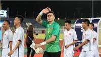 Thủ môn Văn Lâm chỉ ra điều đáng tiếc nhất sau trận thắng Philippines