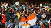 Vì sao CĐV Ấn Độ 'giằng xé', không muốn có kẻ thắng người thua ở trận đấu với U.A.E?