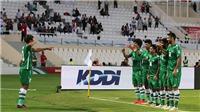 VTV6. Trực tiếp bóng đá Yemen 0-3 Iraq: Iraq chính thức giành vé vào vòng 1/8