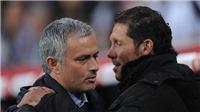 CHUYỂN NHƯỢNG 15/1: M.U muốn bổ nhiệm Simeone. Mourinho được mời trở lại La Liga