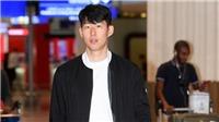 Vừa tập trung cùng Hàn Quốc, Son Heung min đặt quyết tâm vô địch Asian Cup 2019