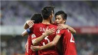 Khoảnh khắc ĐT Việt Nam hồi hộp rồi vỡ òa khi giành vé vào vòng 1/8 Asian Cup 2019