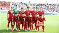 Lịch thi đấu chính thức vòng 1/8 Asian Cup: Việt Nam đá với Jordan khi nào?