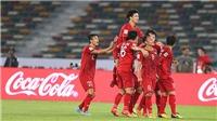 Trực tiếp bóng đá Việt Nam. Asian Cup 2019. VTV6, VTV6HD, VTV5, VTV Go, FPT Play truc tiep