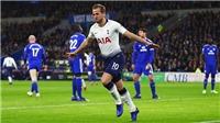 Video Cardiff 0-3 Tottenham: Son Heung min lại nổ súng, Spurs lấy lại vị trí thứ hai