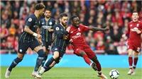 Man City vs Liverpool: Guardiola đã có 6 chiêu để hạ Liverpool