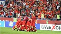 CHÙM ẢNH: Việt Nam ăn mừng đầy cảm xúc sau khi giành vé vào tứ kết Asian Cup 2019
