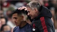 CẬP NHẬT sáng 27/1: Man City thắng hủy diệt ở FA Cup. Ole Solskjaer đặt thử thách cho Alexis Sanchez