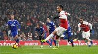 VIDEO bàn thắng Arsenal 2-1 Cardiff: 'Pháo thủ' áp sát Top 4