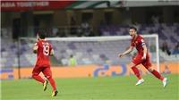 Asian Cup 31/1: Quang Hải là biểu tượng của Việt Nam. 'Nên giảm tải cho HLV Park Hang Seo'