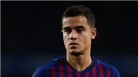 CHUYỂN NHƯỢNG M.U 8/1: Gây sốc với Coutinho. Không đặt mục tiêu Top 4. Quyết mua sao trẻ Porto