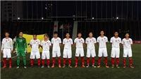 Đội hình ra sân U22 Việt Nam vs U22 Indonesia: Bùi Tiến Dụng dự bị