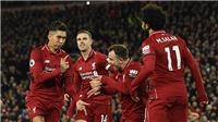 Xem TRỰC TIẾP Liverpool vs Watford (3h00, 28/2) ở đâu?
