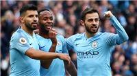 Xem TRỰC TIẾP Man City vs West Ham (3h00, 28/2) ở đâu?
