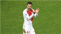 Cesc Fabregas gây sốt khi 'phát minh' ra kiểu chuyền bóng mới ở Ligue 1