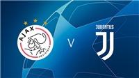 Ajax vs Juventus: Sức trẻ đối đầu kinh nghiệm (2h ngày 11/4, trực tiếp K+ PC)