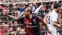 Genoa 2-0 Juventus: 'Bà đầm già' bất lực khi thiếu vắng Cristiano Ronaldo