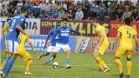 CHÙM ẢNH: Mạc Hồng Quân nhạt nhòa, Than Quảng Ninh vẫn chưa ghi bàn tại V-League 2019