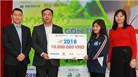 Khởi động giải golf từ thiện Swing for the Kids 2019 - Chắp cánh ước mơ Việt Nam