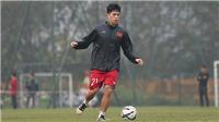 U23 Việt Nam vs U23 Brunei: Ai sẽ khỏa lấp vị trí trung vệ của Đình Trọng?