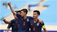 U23 Thái Lan đã gửi lời cảnh báo tới U23 Việt Nam