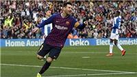 Messi đá phạt Panenka gây sốt: 'Khen ngợi Leo Messi là một cực hình'