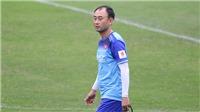 Ngày đầu tập trung U23 Việt Nam, HLV Park Hang Seo có thêm 3 trợ lý