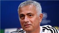 Jose Mourinho: 'Tôi không có liên hệ nào với Real Madrid'