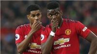 CHUYỂN NHƯỢNG MU 10/4: Pogba không được phép ra đi. Rashford yêu cầu tăng lương